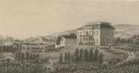 Villa Seeburg - Bodmer-Trümpler